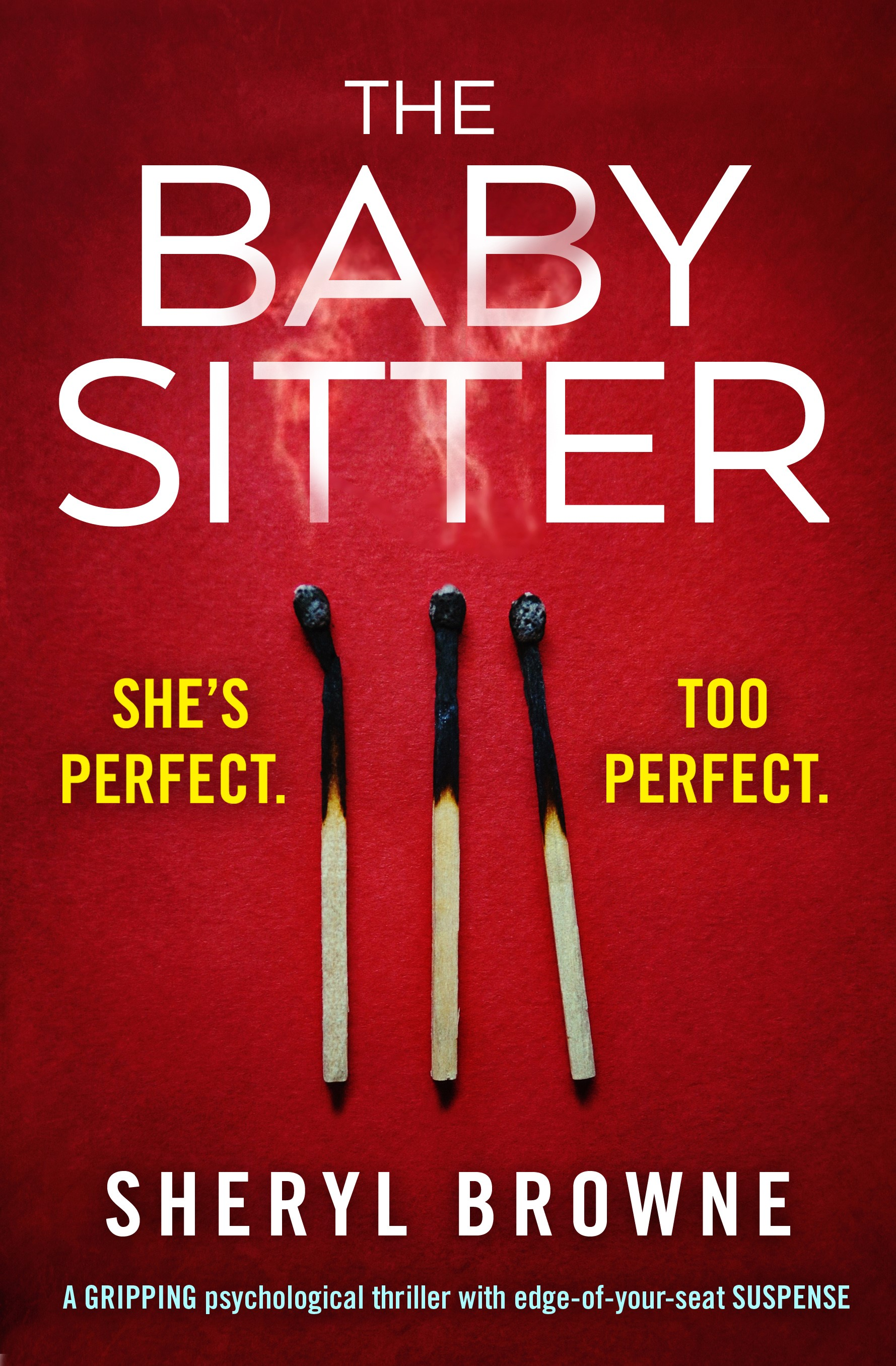 I am back on track! #booknews #TheBabysitter coming soon from @bookouture #Fridayblogs