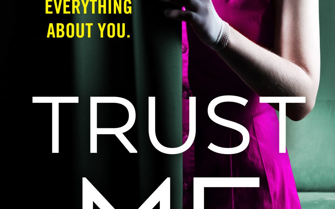 #TrustMe Reasons to keep writing. #amwriting #NewRelease #ThursdayMotivation @bookouture