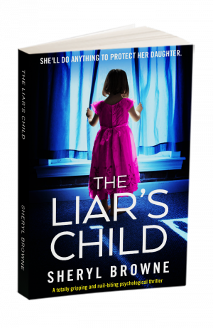 book - the liars child